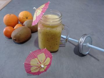Web card nutricion receta batido frutas