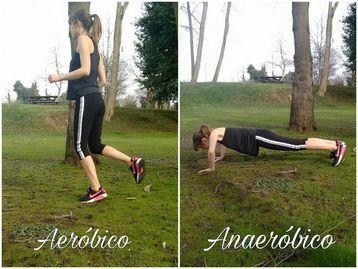 Web card entrenamiento ejercicio aerobico anaerobico